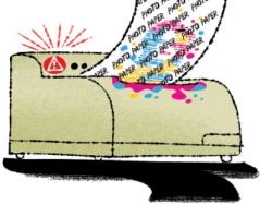 Hướng dẫn cách khắc phục lỗi máy in không in được